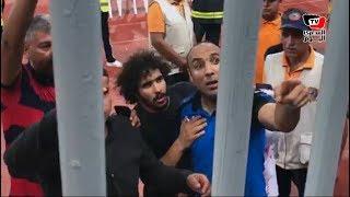 عبدالله جمعة يبحث عن مشجع زملكاوي طلب قميصه قبل مباراة الزمالك وبيراميدز