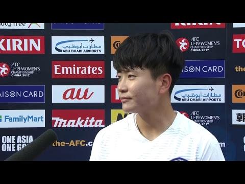 Vietnam vs Korea Republic (AFC U-19 Women's Championship)