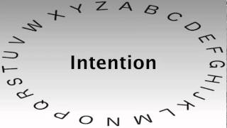 SAT Vocabulary Words and Definitions — Intention