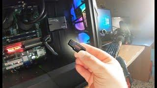 Se puede usar un USB como un SSD?