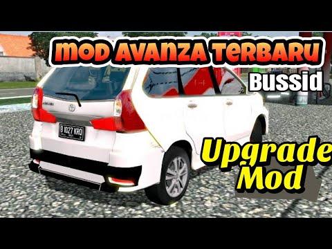 95 Koleksi Mod Mobil Bussid Avanza Terbaru
