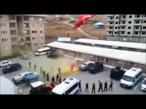 Türk askerine ve şanlı şehitlerimize selam olsun!