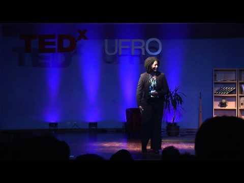 TEDxUFRO - Kelli McLoud-Schingen - Identity, the story of me