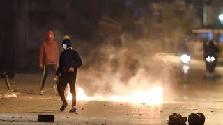Tunisie : de nouveaux heurts quelques jours après les dix ans de la révolution