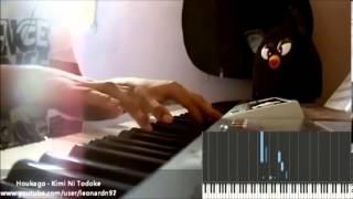Kimi Ni Todoke - Houkago (放課後) Piano Cover