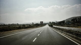 200kms in just 2minutes. [TIMELAPSE] Nashik to Mumbai journy. National Highway-3 Recorded on Note-II