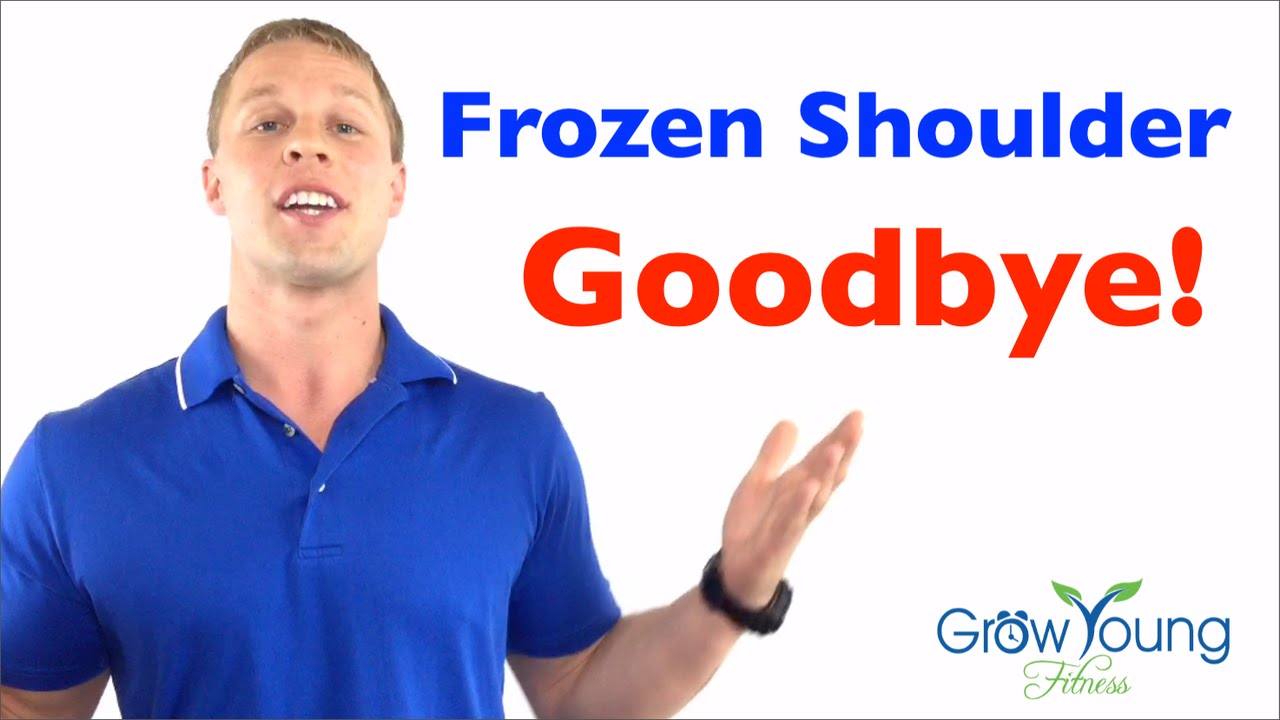 Frozen Shoulder Exercises - Exercises for Frozen Shoulder ...