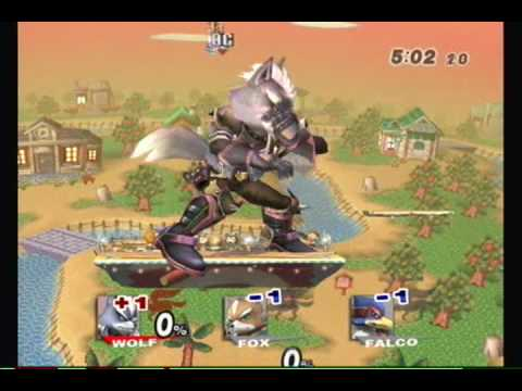 how to get wolf in brawl