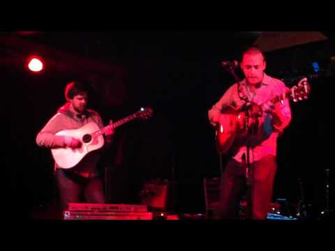 """Kalispell performs """"Lucky a Hundred Times"""" from his record Westbound, May 2012"""