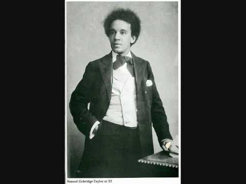 Samuel Coleridge-Taylor - Romance in G for violin and orchestra