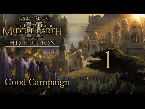 lotr:-bfme-2-hd-edition---good-campaign-(non-commentary)---part-1