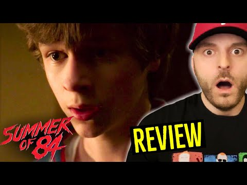 Summer Of 84 Review [2018] (THIS MOVIE MESSED ME UP!)