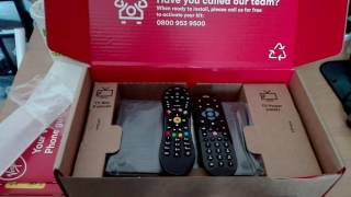 VIRGIN MEDIA V6 Unboxing