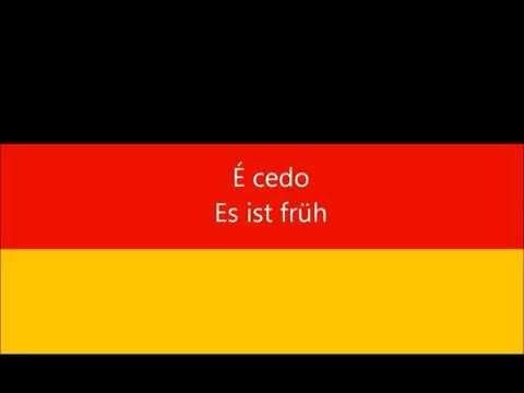 Aprender Alemão: 500 Frases em Alemão Para Iniciantes