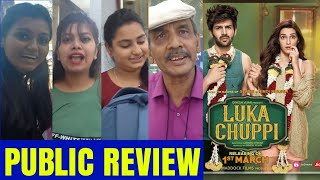 Luka Chuppi Public Review | Luka Chuppi Movie Public Review | Kartol Aryan,Kriti Sanon