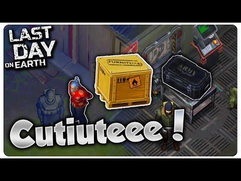 Cutiuțe + Quest terminat | Last Day on Earth
