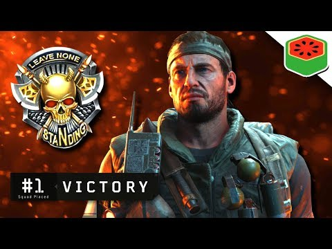 VICTORY - Leave None Standing | Black Ops 4 Blackout