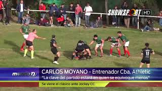 RUGBY   MOYANO
