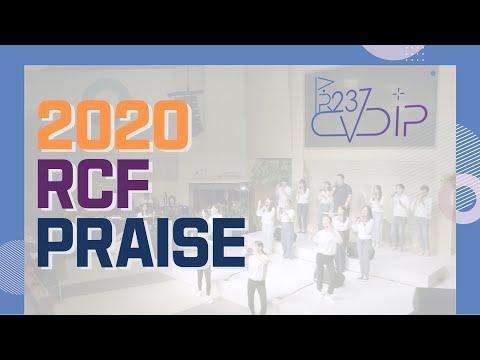 2020 RCF 찬양 - 2020 RCF Praise