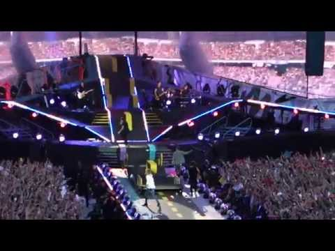 NO CONTROL - One direction (OTRA tour -first time live in Brussels 13 june 2015)