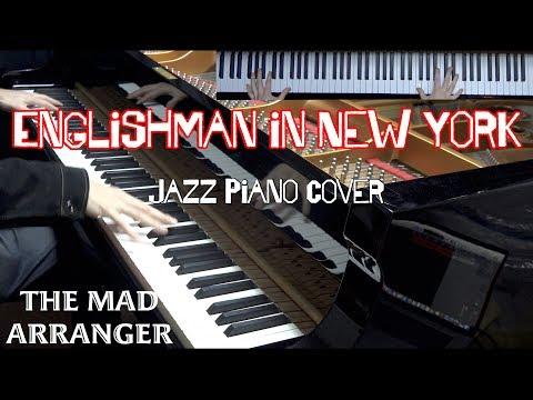 Jacob Koller - Englishman In New York - Jazz Piano Cover - Sting