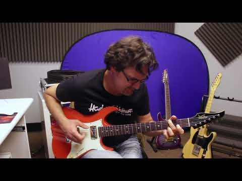 Vola Oz Guitar + Fractal Audio Axe FX II Instrumental