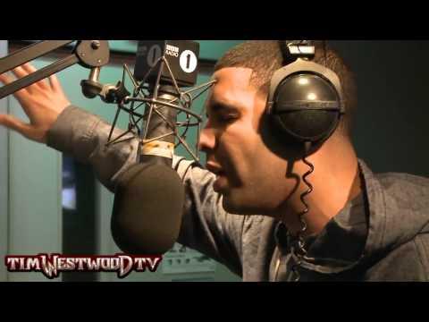 Drake Acapella Freestyle On Tim Westwood