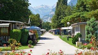 TCS Camping Sion im Wallis