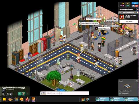 Habbo celebrity outfits
