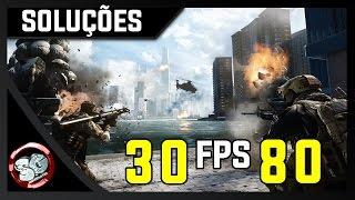 SOLUÇÃO: Como aumentar FPS de qualquer jogo - Funcional - 2017