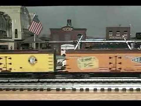The March of the Pennsy Electrics (O-Gauge Electric Locomotives)