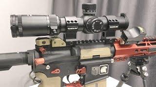 Оптичний приціл VS1-8х26FFP VisionKing | РОЗПАКУВАННЯ | Подгораю від АлиЭкспресс