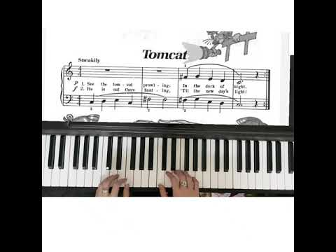 bastien-piano-basic-level-1:-tomcat