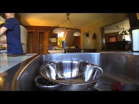 La bouffe pour pois chère: Lasagne en rouleau