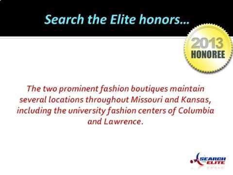 Fashion Boutiques Missouri