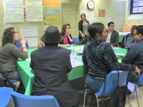 """Red Hook Coalition"" Long-Term Community Recovery Plan meeting 4 of 5"