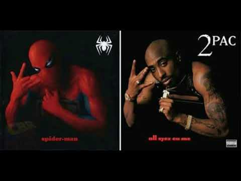 2pac as Spiderman?