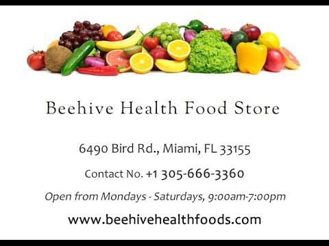 Beehive Miami Natural Foods