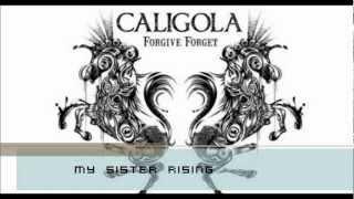 Caligola-Back to Earth Album//Album-Vorschau