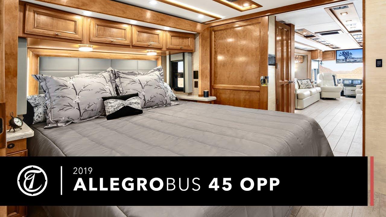 2019 Tiffin Allegro Bus 45 OPP