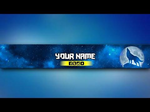 Sedee Loo Sameyaa Sawirka Lasaarto YouTube Banner/How To Make Image YouTube  Banner