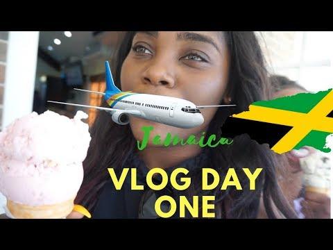 SUMMER JAMAICA VLOG | PART ONE