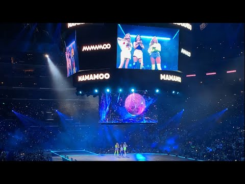 KCON 2019 LA | MAMAMOO FULL PERFORMANCE + REVIEW ON MY FIRST KCON