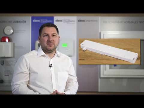 KNX - Einlernen | EiMSIG Fenstersensor EnOcean