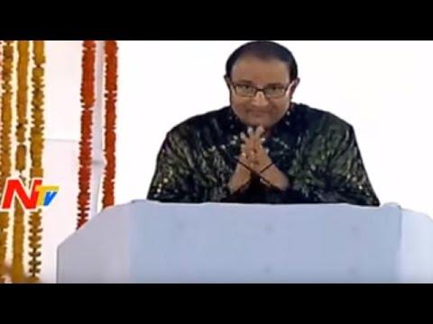 Singapore Minister Iswaran Speech at Amravati Foundation Ceremony | AP Capital