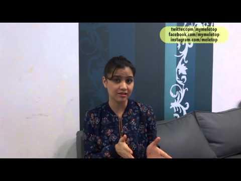 MeleTOP – Lisa Surihani Meniru Gaya Watak-Watak Dalam Strawberi Karipap Sesat Kat Paris [2.12.2014]