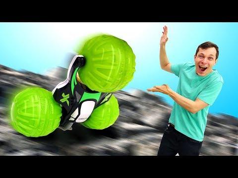 Игры гонки наулице. Exost 360 Торнадо Сферик! Новые игрушки для мальчиков