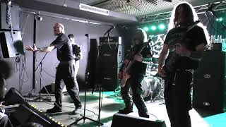 Sacred Steel - Hail To The Godz Of War (Live)