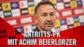 Antritts-PK mit Achim Beierlorzer1. FC KölnPressekonferenz in voller Länge