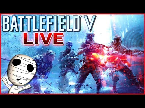 Den Rush Modus zocken! Mit Captain Slow! 🔴  Battlefield V // Ps4 Livestream thumbnail
